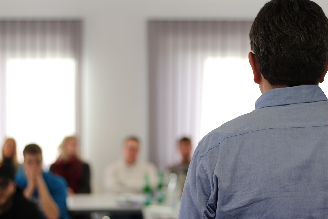 How to Organize Training Events